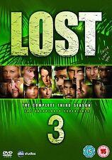 DVD TV Serie Lost die komplette 3. dritte Staffel 3 drei Season Neu