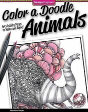 Creative Coloring Animals : Art Activity Pages to Relax and Enjoy! by...