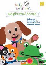 Baby Einstein - Neighborhood Animals [ DVD ], Region 4, Fast NextDay Post...6136