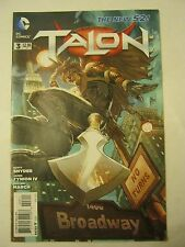 February 2013 DC Comics Talon #3 The New 52  NM  (JB-95)