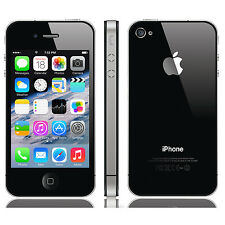 APPLE I PHONE 4S 16 GB BLACK REFURBISHED MOBILE PHONE