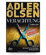 Verachtung von Jussi Adler-Olsen * Taschenbuch Neu