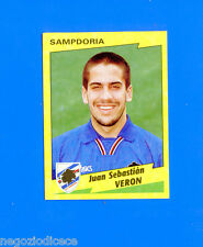CALCIATORI PANINI 1996-97 Figurina-Sticker n. 314 - VERON - SAMPDORIA -New