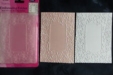 Crafts-Too/CTFD4005/C6/Embossing /Folder/Tulip Frame