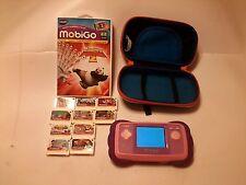 VTech - MobiGo WITH 11 GAMES & CARRY CASE