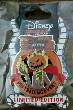 Disney Nightmare Before Christmas Pumpkin King Pin Trading Event LE Pin DSSH DSF