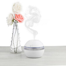 MINI LED Humidifier Air Aroma Essential Oil Diffuser Aromatherapy Atomizer 300ml