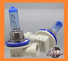 PERDE H11 55W Halogen Light Bright White Car Headlight Bulbs Bulb Lamp 12V 6000K