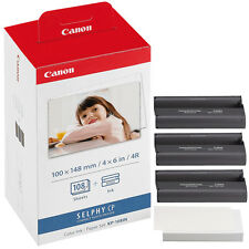 NEW Genuine CANON KP-108IN Color Ink/Paper Set for SELPHY CP900 800 780 770 760