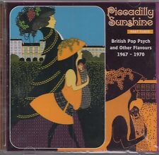 VA-Piccadilly Sunshine Part Three 3 British Pop Psych And Other Flavours 1967-70