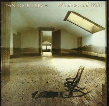 DAN FOGELBERG - WINDOWDS AND WALLS (1984 CD JAPAN)