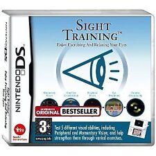 Nintendo DS NDS DSI Augen-Training: Trainieren und entspannen Sie Ihre Augen!