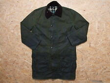 Men's Barbour Border Jacket Size C36 / 91cm Genuine Casual Waxed