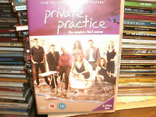 Private Practice - Series 3 - Complete (DVD, 2011, 6-Disc Set)