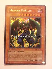 MAZERA DEVILLE AST-IT111 RARA SEGRETA YU-GI-OH - YUGI - YGO