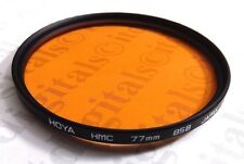 Hoya 77mm 85B 85-B Color Conversion Multi-Coated (HMC) Lens Filter 85 B MC 77 mm