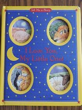 I Love You, My Little One! by Carol Ottolenghi (2006, Board Book)