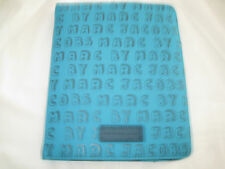 Marc Jacobs Dynamite Logo Tablet Notebook Case in Bermuda Palm Multi-NWT