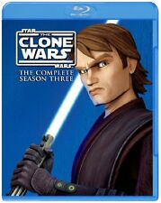 TV SERIES-STAR WARS: THE CLONE WARS 3RD SEASON COMPLETE SET-JAPAN 3 Blu-ray L45