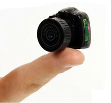 New Mini Camera Camcorder Video Recorder DV DVR Spy Hidden Pinhole Cam Web Cam D