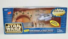 Star Wars Micro Machines Action Fleet GIAN SPEEDER & THEED PALACE  MIB SEALED