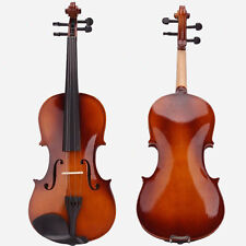 1/8 Violin With Case Fiddle Case For 4-5 Years Old Kids Acoustic Violin SET