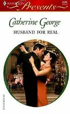 Husband For Real (Harlequin Presents), Catherine George, Good Book