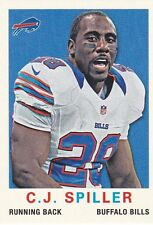 BUFFALO BILLS C.J. SPILLER 2013 TOPPS 1959 MINI #94