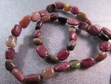 Tourmaline Nuggets Beads 42pcs