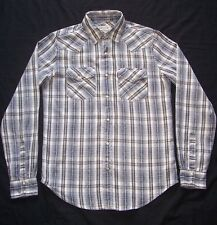 Vintage Levi's Red Tab Pearl Snap Western Shirt Sm