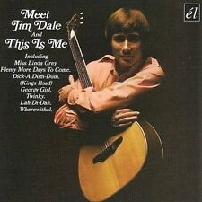 Meet Jim Dale/This Is Me New CD
