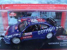 1/43 Magazine Series Altaya Citroen XSARA WRC 2006