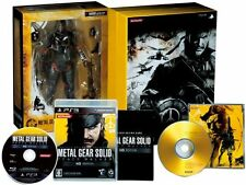 Used PS3 Metal Gear Solid: Peace Walker HD Edition Limited Edition Japan Import