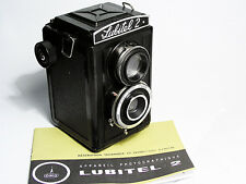 LUBITEL-2 LOMO Russian tlr medium format camera.
