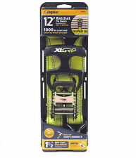 """2pc 1-1/2"""" by 12ft Ratchet Tie Down Strap HD Tow Ratcheting X-Large T-Handle"""
