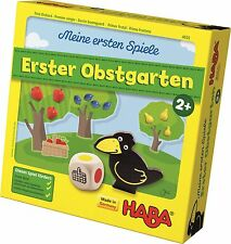 HABA First Fruit orchard 4655 cooperative color learning game from 2 years