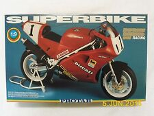 PROTAR DUCATI 851 DESMO RACING SUPERBIKE 1/9 SCALE VERY GOOD CONDITION