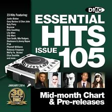 New DMC Essential Hits Voluime Issue 105 December 2013 Release