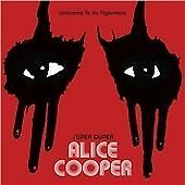 Alice Cooper - Welcome to His Nightmare Super Duper CD + 2 DVDS + BLU-RAY NEW