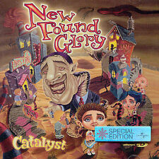 New Found Glory - Catalyst - New Found Glory CD very good condition