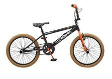 "2016 Rooster Big Daddy Kids 20"" Wheel Freestyle BMX Bike Bicycle Black RS127"