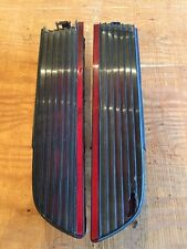 1979-81 FIREBIRD TRANS AM ORIGINAL SMOKED TAIL LIGHTS REAR FOR PARTS