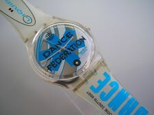 "SWATCH GENT ""ICE DANCE"" + NEUWARE +"