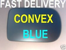 BMW 5 SERIES E39 1995-2003  WING MIRROR GLASS BLUE CONVEX RIGHT OR LEFT