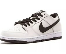 New Nike SB Dunk Low IW Ishod Wair White Black Sz 11.5 819674-101 Shoes Leather