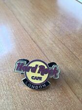 Hard Rock Cafe London Collectors Pin Badge Good Condition
