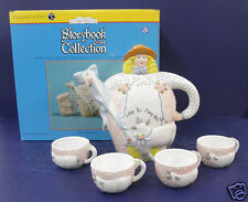 Dept 56 Little Bo Peep Teaset- #13348- New In Box- RETIRED