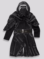 Boys Star Wars Kylo Ren Fancy Dress Costume with Mask Age 5-6 Years NEW BNWT