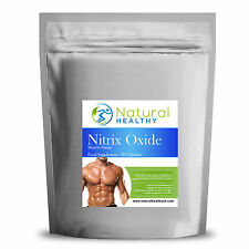 Nitric Oxide 30 Capsules - Increase Muscle size and Burn Body fat, UK Supplement