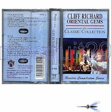 "CLIFF RICHARD THE SHADOWS ""ORIENTAL GEMS"" RARE K7 LIVE ITALY - SEALED"